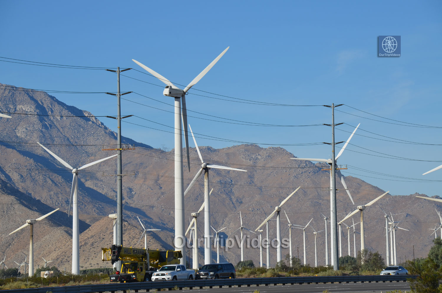 Windmill Tour, Palm Springs, CA, USA - Picture 10 of 25