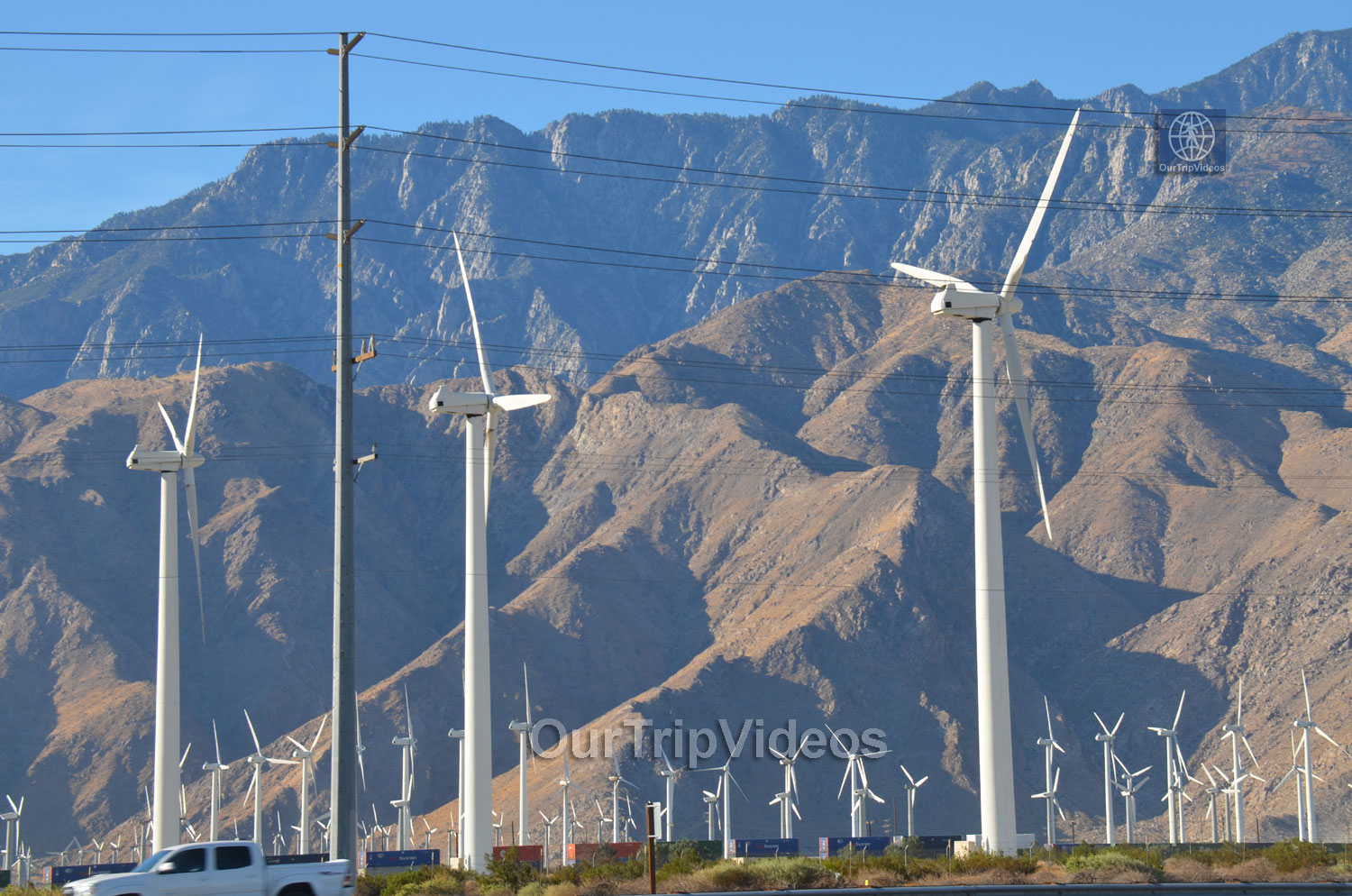 Windmill Tour, Palm Springs, CA, USA - Picture 11 of 25
