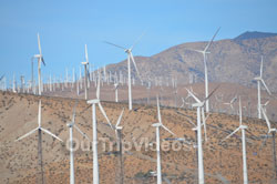 Pictures of Windmill Tour, Palm Springs, CA, USA