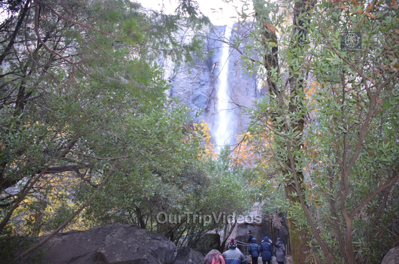 Yosemite National Park - Bridalveil Fall, Yosemite Valley, CA, USA - Picture 7 of 25