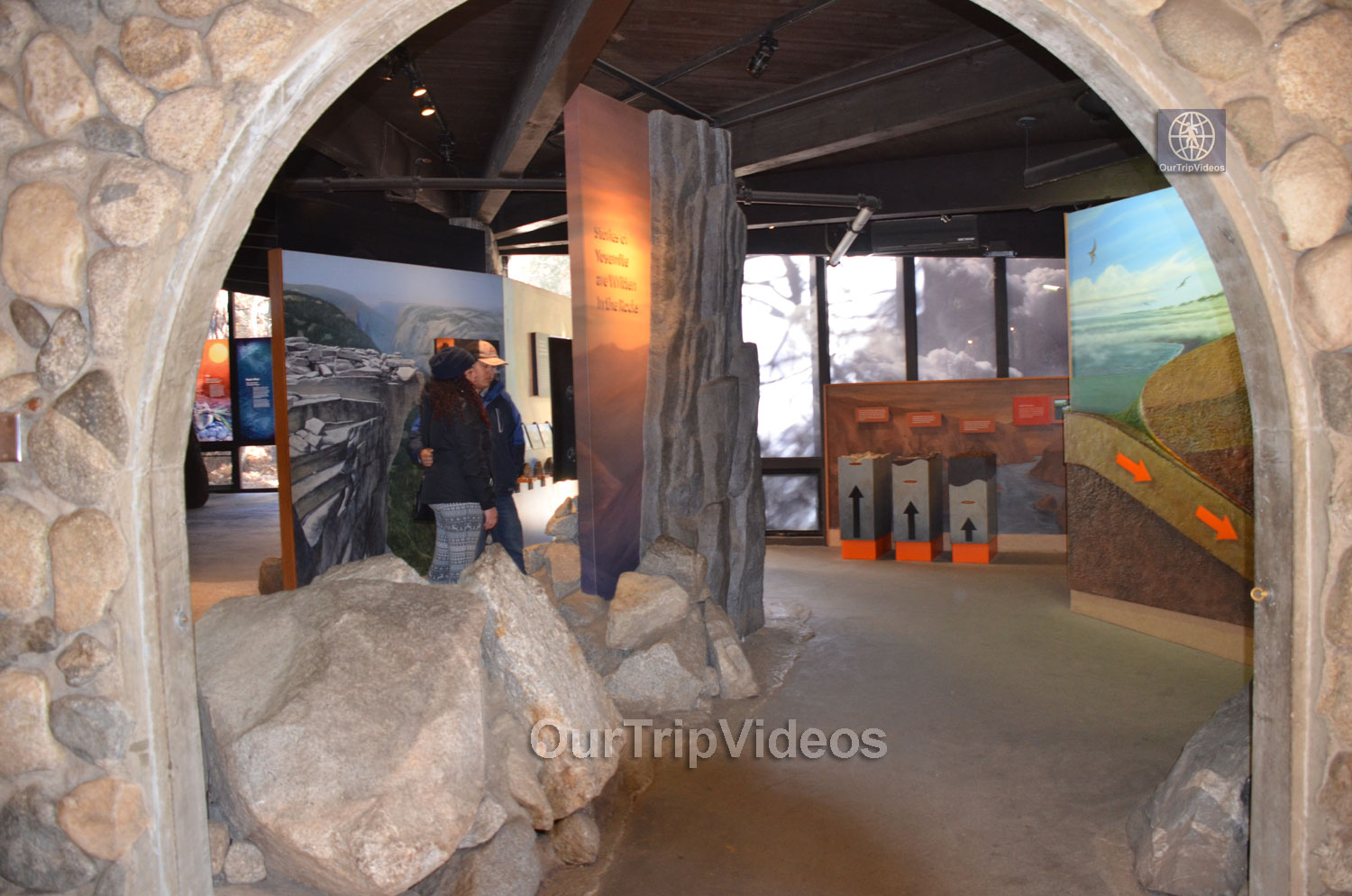 Yosemite National Park - Valley Visitor Center, Yosemite Valley, CA, USA - Picture 16 of 25