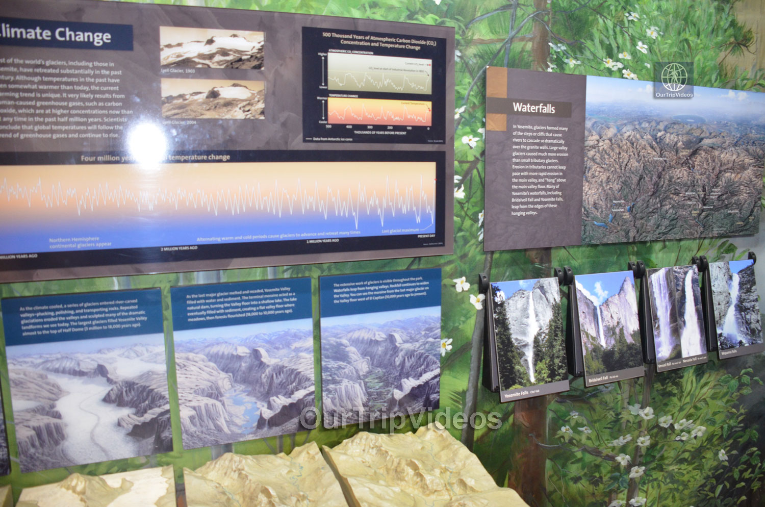Yosemite National Park - Valley Visitor Center, Yosemite Valley, CA, USA - Picture 19 of 25