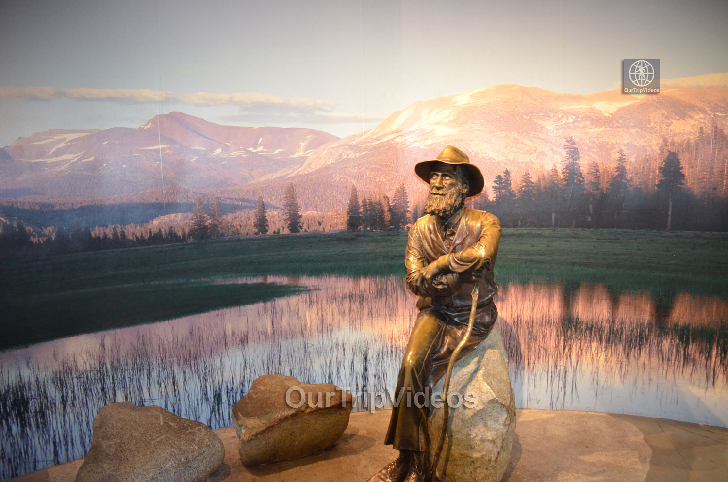 Yosemite National Park - Valley Visitor Center, Yosemite Valley, CA, USA - Picture 25 of 25