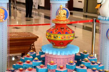 Diwali Celebrations at BAPS Swaminarayan Temple, Milpitas, CA, USA - Picture 3
