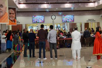 Diwali Celebrations at BAPS Swaminarayan Temple, Milpitas, CA, USA - Picture 6