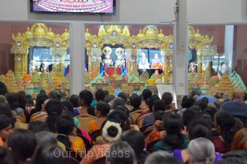 Diwali Celebrations at BAPS Swaminarayan Temple, Milpitas, CA, USA - Picture 9