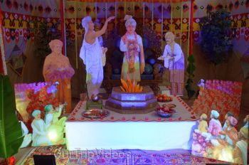 Diwali Celebrations at BAPS Swaminarayan Temple, Milpitas, CA, USA - Picture 16