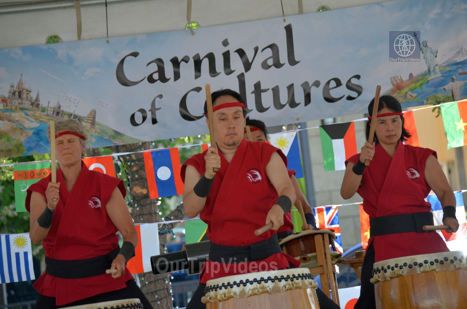 Carnival of Cultures, Cupertino, CA, USA - Picture 1 of 25