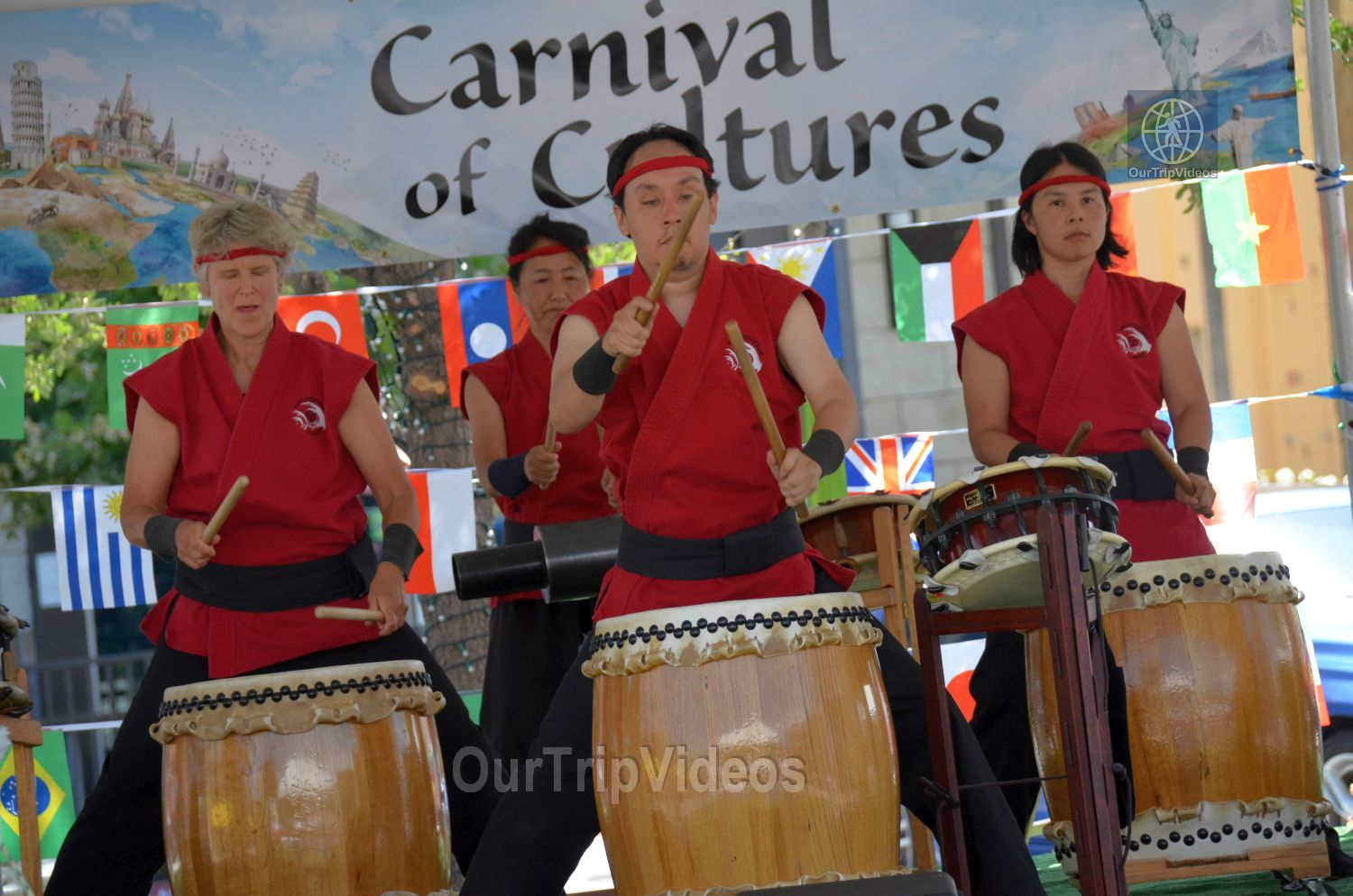 Carnival of Cultures, Cupertino, CA, USA - Picture 2 of 25