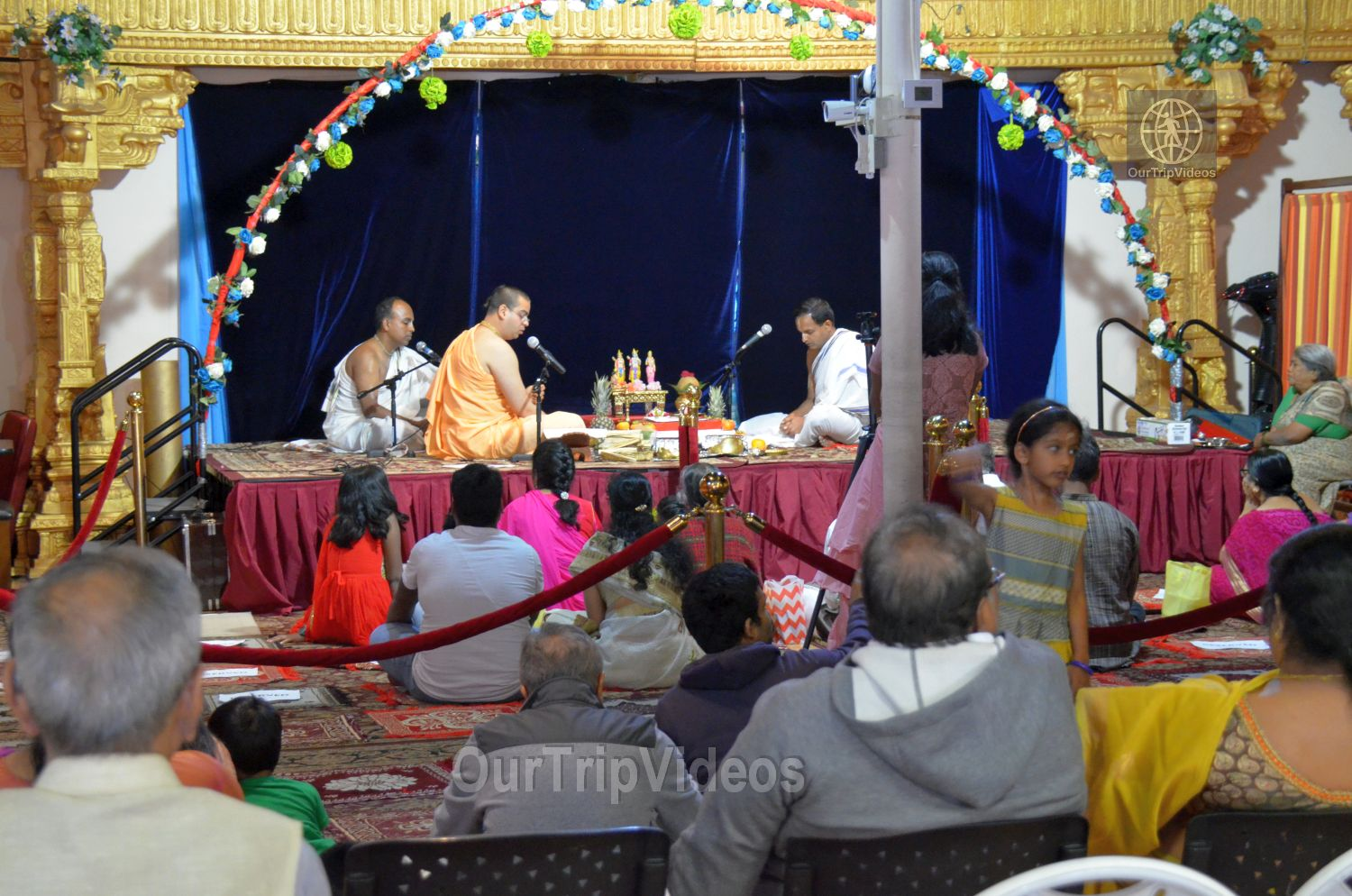 Diwali and Govardhan Puja Celebrations at KBMandir, Sunnyvale, CA, USA - Picture 1 of 25