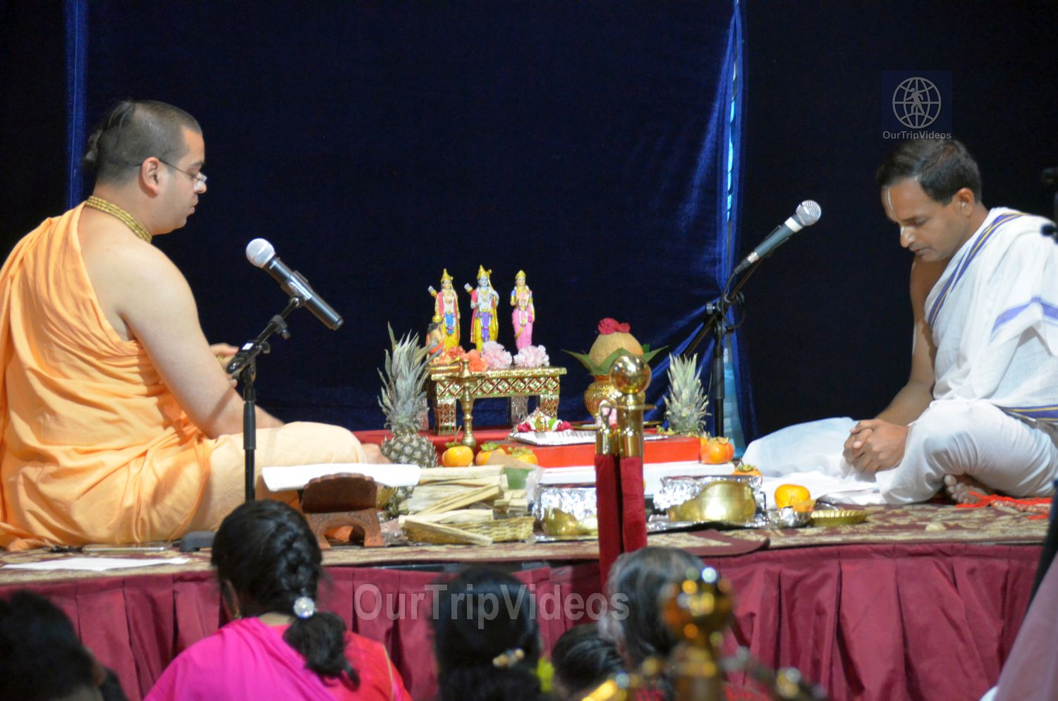 Diwali and Govardhan Puja Celebrations at KBMandir, Sunnyvale, CA, USA - Picture 2 of 25