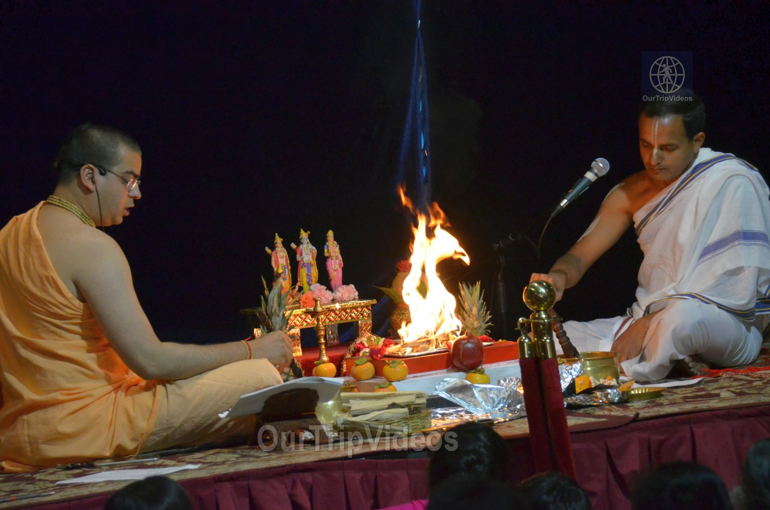 Diwali and Govardhan Puja Celebrations at KBMandir, Sunnyvale, CA, USA - Picture 4 of 25