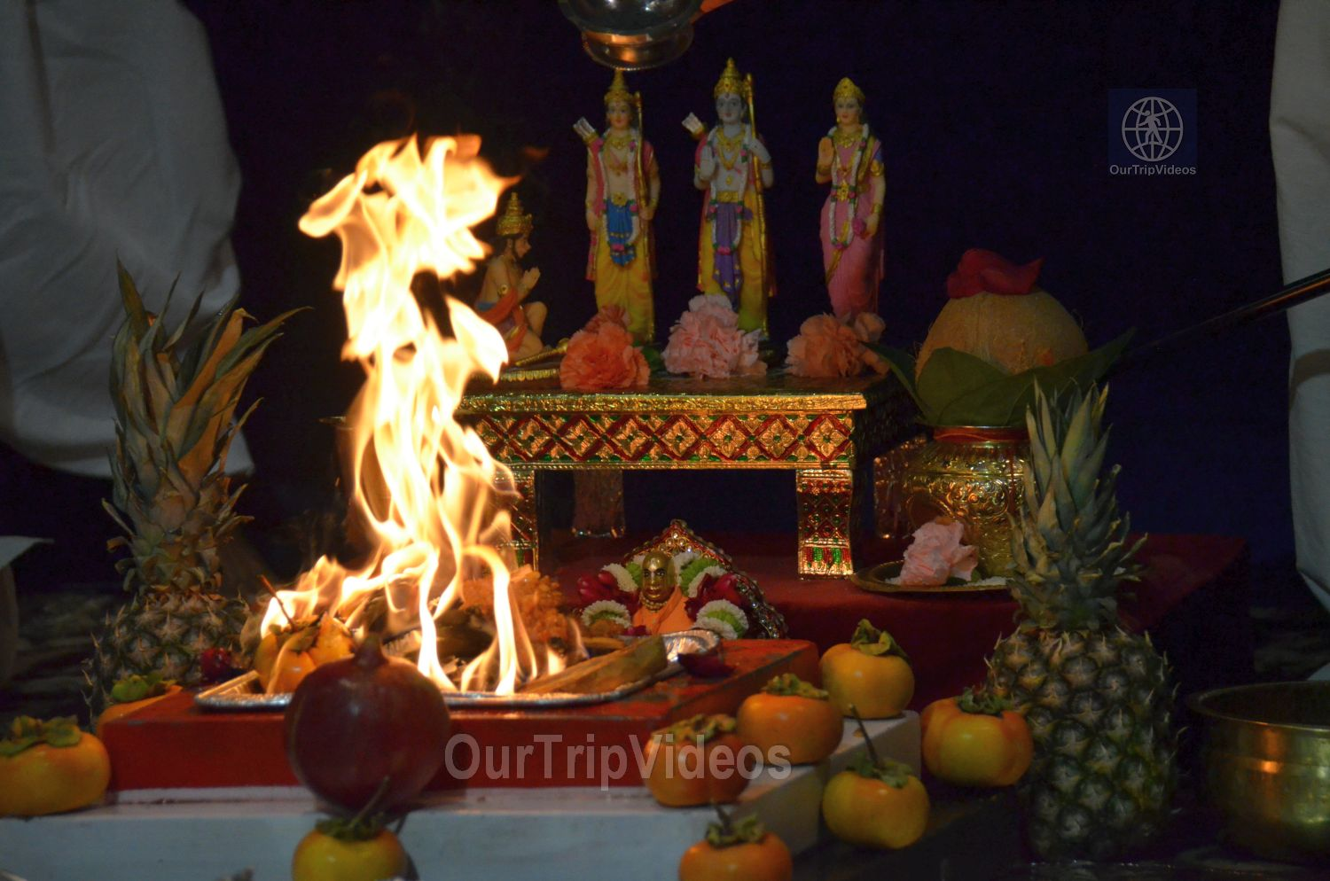 Diwali and Govardhan Puja Celebrations at KBMandir, Sunnyvale, CA, USA - Picture 11 of 25
