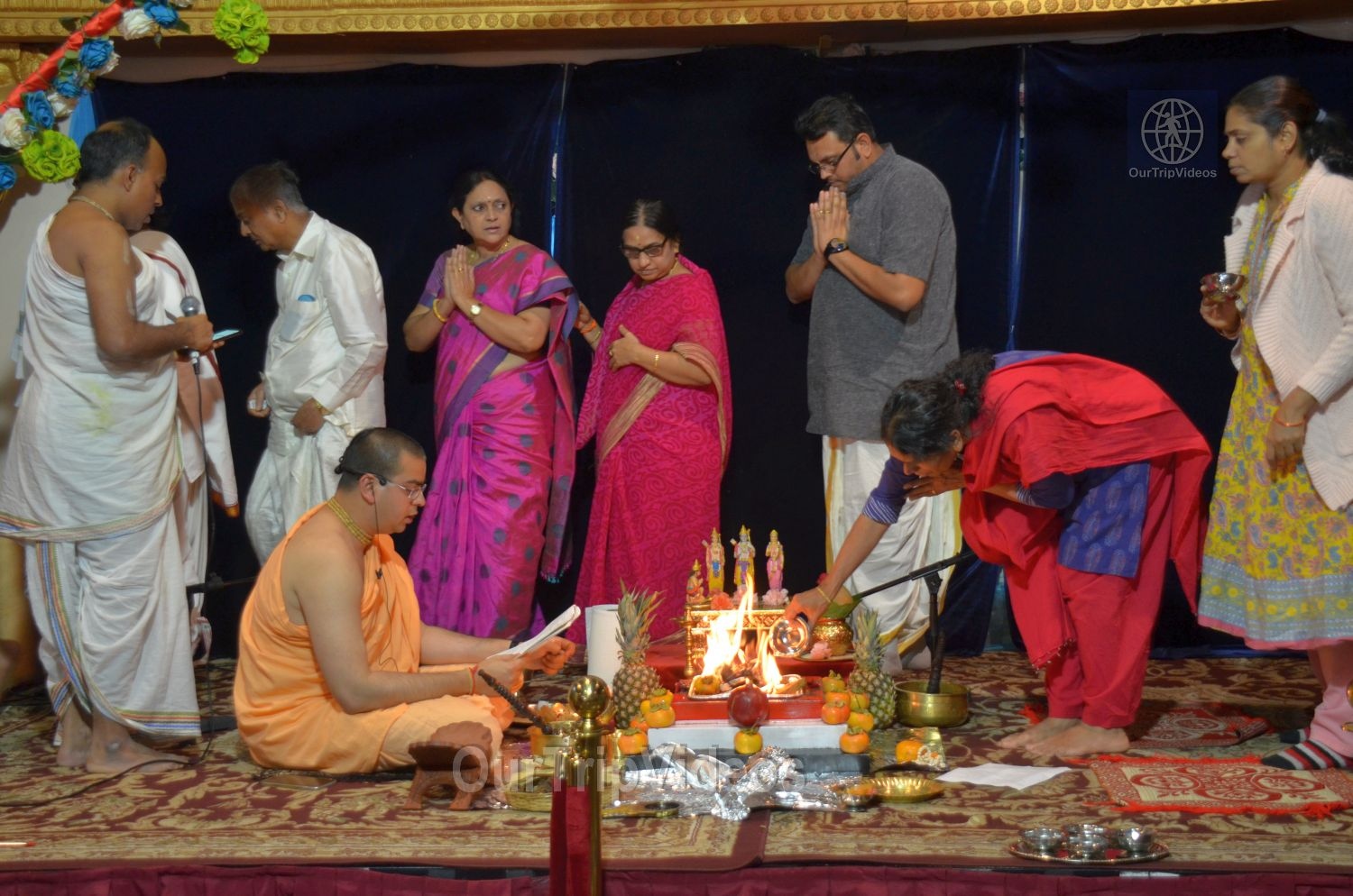 Diwali and Govardhan Puja Celebrations at KBMandir, Sunnyvale, CA, USA - Picture 13 of 25