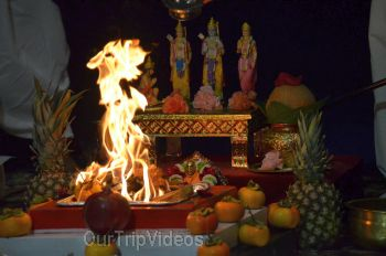 Diwali and Govardhan Puja Celebrations at KBMandir, Sunnyvale, CA, USA - Picture 11