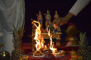 Diwali and Govardhan Puja Celebrations at KBMandir, Sunnyvale, CA, USA - Picture 14