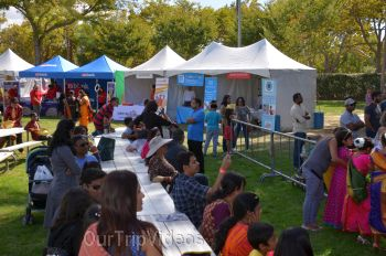 FOG Diwali and Dusshera Mela with Fireworks, Pleasanton, CA, USA - Picture 23