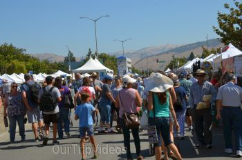 Pictures of The Fremont Festival of the Arts, Fremont, CA, USA