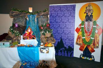 Ganeshotsav by Maharashtra Mandal Bay Area, Milpitas, CA, USA - Picture 2