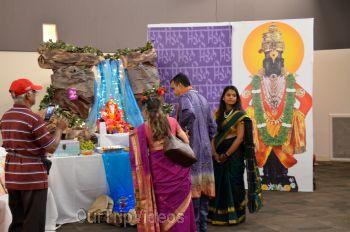 Ganeshotsav by Maharashtra Mandal Bay Area, Milpitas, CA, USA - Picture 12