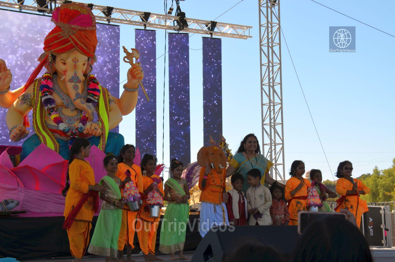 Ganesh Utsav, San Jose, CA, USA - Picture 12 of 25