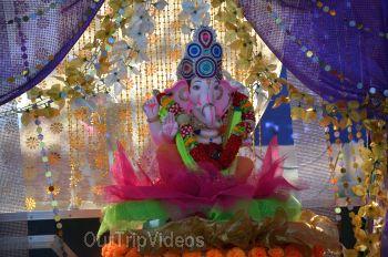 Ganesh Utsav, San Jose, CA, USA - Picture 6
