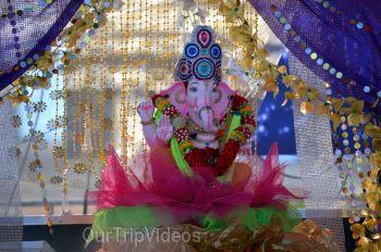 Ganesh Utsav, San Jose, CA, USA - Picture 17