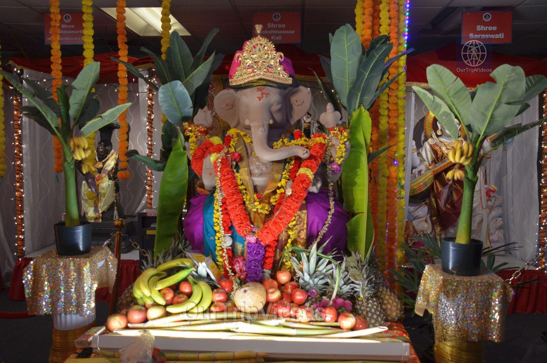 Ganesh Maha Utsav at Shirdi Sai Darbar, Sunnyvale, CA, USA - Picture 1 of 25
