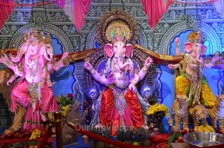 Ganesh Maha Utsav at Shirdi Sai Darbar, Sunnyvale, CA, USA - Picture 7 of 25