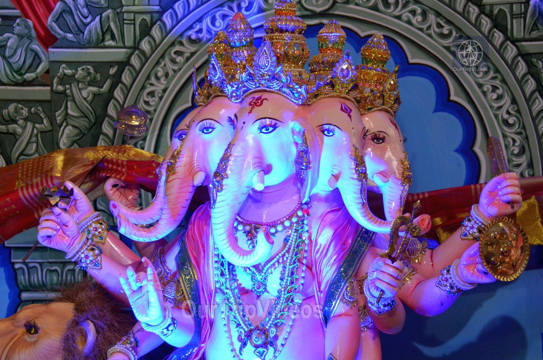 Ganesh Maha Utsav at Shirdi Sai Darbar, Sunnyvale, CA, USA - Picture 9 of 25