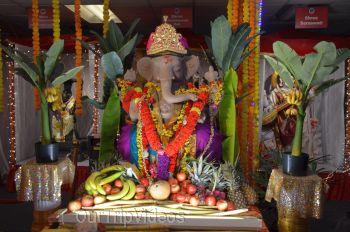 Ganesh Maha Utsav at Shirdi Sai Darbar, Sunnyvale, CA, USA - Picture 1