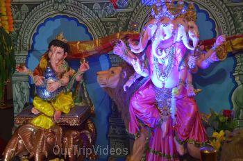 Ganesh Maha Utsav at Shirdi Sai Darbar, Sunnyvale, CA, USA - Picture 10
