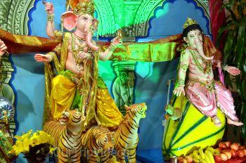 Ganesh Maha Utsav at Shirdi Sai Darbar, Sunnyvale, CA, USA - Picture 13