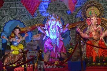 Pictures of Ganesh Maha Utsav at Shirdi Sai Darbar, Sunnyvale, CA, USA
