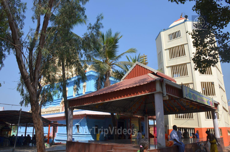 Anjaneya (Hanuman) Swamy Temple, Ponnuru, AP, India - Picture 1