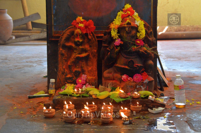 Anjaneya (Hanuman) Swamy Temple, Ponnuru, AP, India - Picture 3