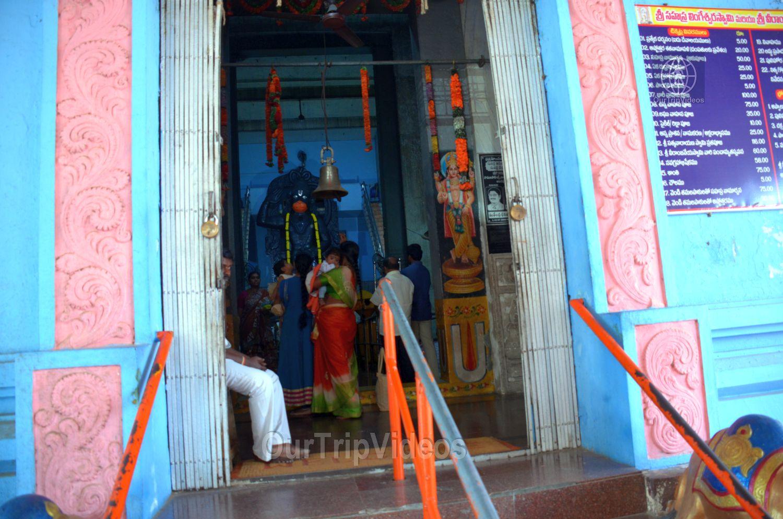 Anjaneya (Hanuman) Swamy Temple, Ponnuru, AP, India - Picture 4 of 25