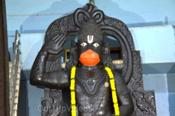 Pictures of Anjaneya (Hanuman) Swamy Temple, Ponnuru, AP, India