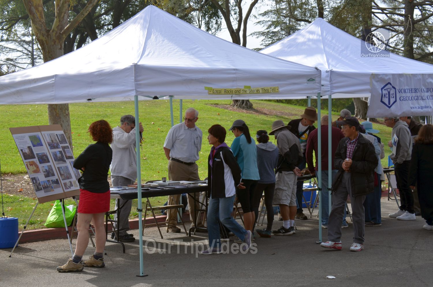 150th Celebration of 1868 Great Quake on Hayward Fault, Fremont, CA, USA - Picture 5 of 25