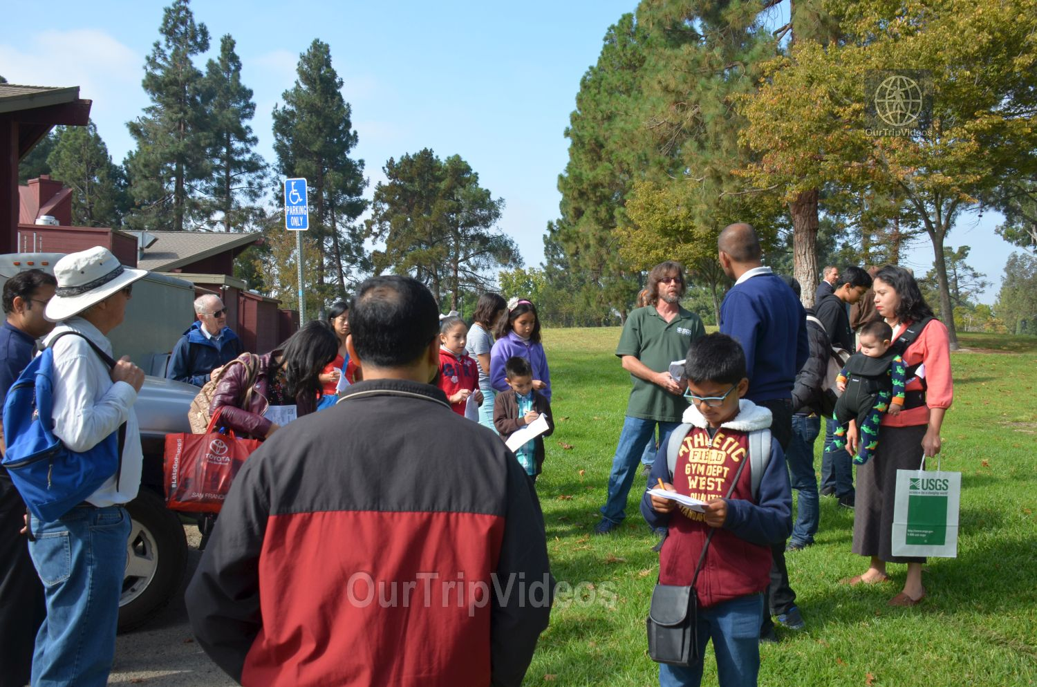 150th Celebration of 1868 Great Quake on Hayward Fault, Fremont, CA, USA - Picture 17 of 25