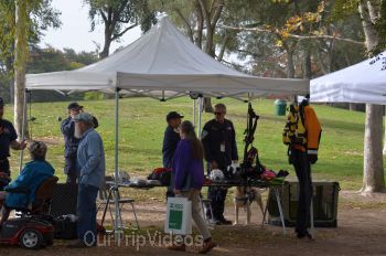 150th Celebration of 1868 Great Quake on Hayward Fault, Fremont, CA, USA - Picture 2