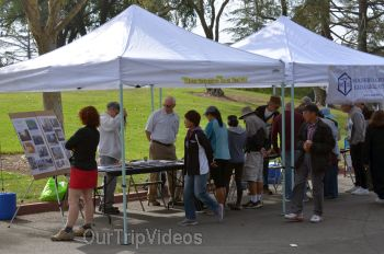 150th Celebration of 1868 Great Quake on Hayward Fault, Fremont, CA, USA - Picture 5
