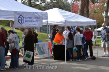 150th Celebration of 1868 Great Quake on Hayward Fault, Fremont, CA, USA - Picture 6