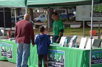 150th Celebration of 1868 Great Quake on Hayward Fault, Fremont, CA, USA - Picture 15