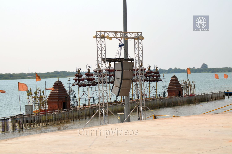 Pavitra Sangam of Krishna and Godavari rivers, Vijayawada, AP, India - Picture 23 of 25