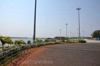 Pavitra Sangam of Krishna and Godavari rivers, Vijayawada, AP, India - Picture 9