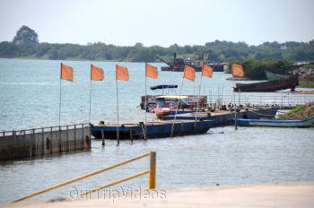 Pavitra Sangam of Krishna and Godavari rivers, Vijayawada, AP, India - Picture 22