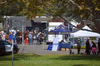 Fremont Police Safety Fair, Fremont, CA, USA - Pictures