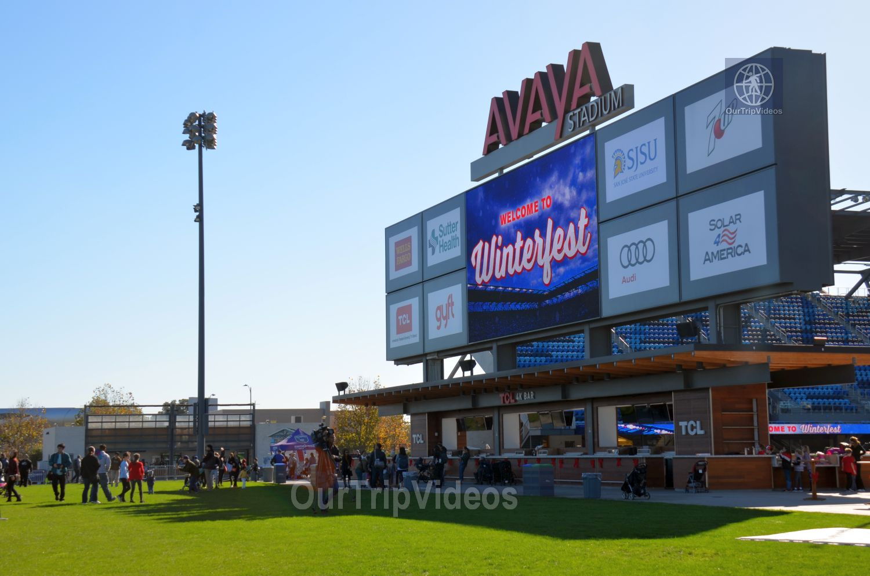 Quakes Winterfest Avaya Stadium, San Jose, CA, USA - Picture 7 of 25