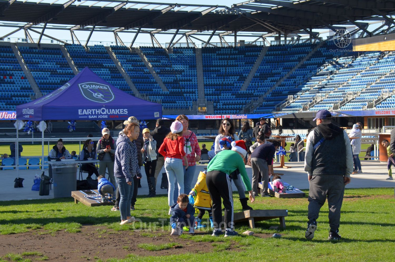 Quakes Winterfest Avaya Stadium, San Jose, CA, USA - Picture 25 of 25